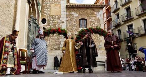 Un pequeño susto en la boda de Isabel en Teruel | Fiestas en Aragón | Scoop.it