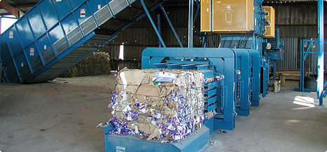 Recycling Paper Baler Los Angeles | Baler Service & Repair United States | Scoop.it