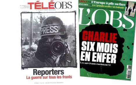 Reporters, la guerre sur tous les fronts | DocPresseESJ | Scoop.it