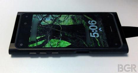 Amazon's 3D Smartphone: Everything We Think We Know - Gizmodo   Machinimania   Scoop.it