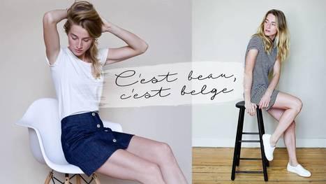C'est beau, c'est belge : les vêtements éthiques Made & More (RTBF, 20 mai 2016) | Alumni HEC Liège | Scoop.it