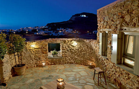 Themonies Dradition and Luxury Suites In Folegandros Greece | Goldenlist | Scoop.it
