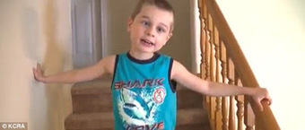 MRLUNKs HideOut: 6-Year old boy has a life with Marijuana ! | MrLunk's Cannabis Hideout... | Scoop.it