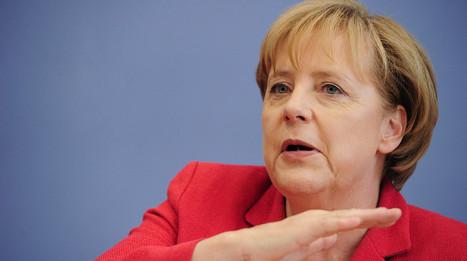 Angela Merkel, toujours la femme la plus puissante du monde ... | La femme, avant et maintenant. | Scoop.it