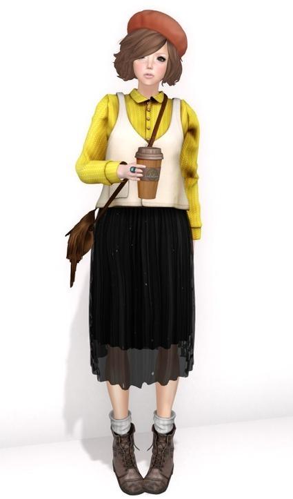 Shiny Shabby 「Gift] - nodokaな日記 | 亗 Second Life Freebies Addiction & More 亗 | Scoop.it