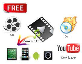 Free Video Converter - Any Video Converter Freeware - convert video free to AVI, MP4, WMV, MKV, MPEG, FLV, SWF, 3GP, DVD, MP3, WebM, iPad, Android, PSP, Tablet PC | Cursos, Recursos  i Ciència | Scoop.it