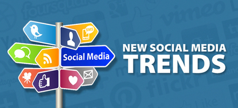 What's trending in social media? | Juan Quinn | Social Media Today | Scoop.it
