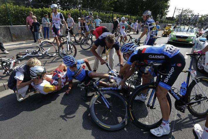 Cyclisme : le Tramadol, ce médicament qui fait tomber les coureurs | PharmacoVigilance....pour tous | Scoop.it