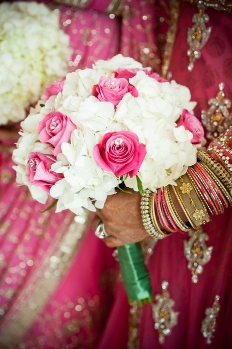 flower love | South Asian Weddings | Scoop.it