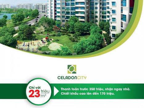 Khoảng trời xanh rộng thoáng mát tại Celadon City Tân Phú | Can ho quan 4 | Scoop.it