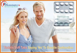 Tadalis Soft Tabs Excellent Treatment For Impotency | Health | Scoop.it