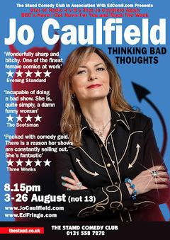 Jo Caulfield: FRINGE TICKET OFFER | Culture Scotland | Scoop.it