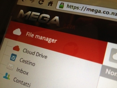 MEGA: come usarlo e scaricare file, film e musica | filesharing | Scoop.it