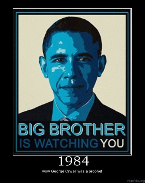 Bloomberg: It's Big Brother, Get Used To It | Restore America | Scoop.it