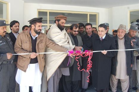Minister of Mines Inaugurates Infrastructural at Aynak - Ministry of Mines | U.S. - Afghanistan Partnership | Scoop.it