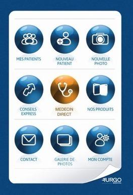 UrgoExpert : une application smartphone destinée aux professionnels qui facilite la prise en charge des plaies et de la cicatrisation | Découvertes web | Scoop.it