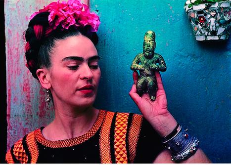 Frida Kalho y su infinita desesperación - Las2orillas   Historia del Arte. Art History   Scoop.it