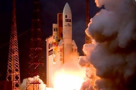 Micro lanceurs : la proposition d'Arianespace fait pschitt... | Global Space Watch | Scoop.it
