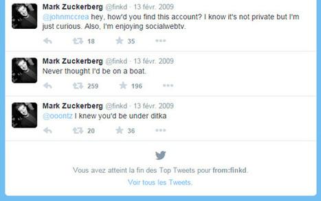 La recherche Twitter s'améliore : tout l'historique des Tweets désormais accessible ! | Réseaux sociaux | Scoop.it