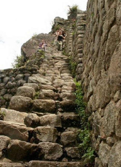 The Inca city of Machu Picchu | Jake GEO Portfolio (Spring '14) | Scoop.it
