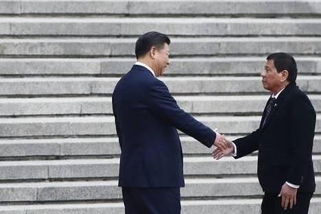 Duterte's Fling With China Could Prove Fleeting | YGlobalBiz Education | Scoop.it