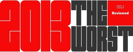 Brand New: The Best and Worst Identities of 2013, Part 2: The Worst Reviewed | tendancesAtester | Scoop.it