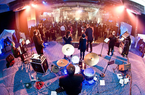 Tips for Planning Music for Reception   Tartara Live Music Bands   Scoop.it