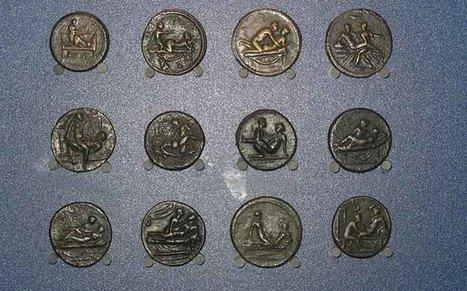 Spintriae, las monedas del sexo en Roma | LVDVS CHIRONIS 3.0 | Scoop.it