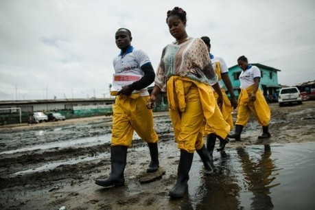 Ebola crisis draining development budgets in West Africa, study finds | UNDP | NGOs in Human Rights, Peace and Development | Scoop.it