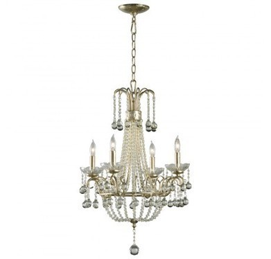 Cyan Design Lighting - 01954 Genevieve Chandelier | Home Remodeling | Scoop.it