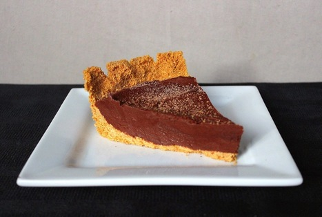 PicNic: Chocolate Mousse Pie | Recipes | Scoop.it