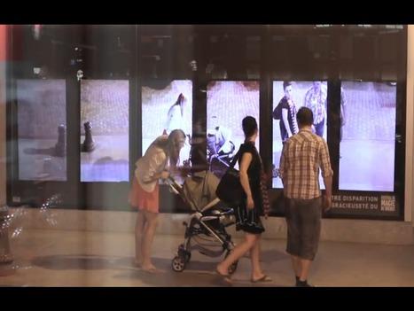 Québec piège ses habitants pour promouvoir son festival de magie | streetmarketing | Scoop.it