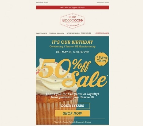 Even Your Fine Print Can Be Marketing | MailChimp Email Marketing Blog | MailChimp Email Marketing | Scoop.it