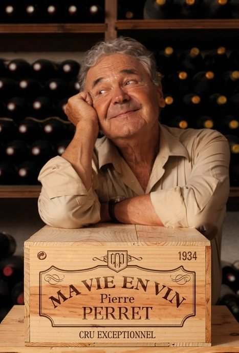Pierre Perret, sa vie en vins ! | Le vin quotidien | Scoop.it