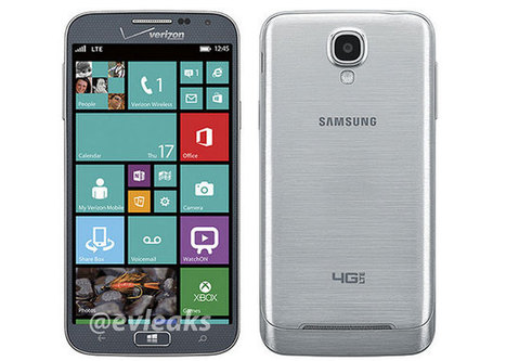 Leaked press images show Samsung's ATIV SE for Verizon | Daily Magazine | Scoop.it