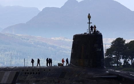 A Labour star stands up for thousands of jobs dependent on Trident | My Scotland | Scoop.it