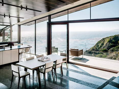 Breathtakingly Beautiful: Stunning views from this modern construction makes it a tranquil and relaxing abode | Architecture and Architectural Jobs | Scoop.it