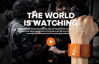 Mijns Inziens: The world is watching: de opmars van technologie in sieraden en accessoires | Van het web | Scoop.it