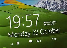 Personalizzare lock screen Windows 8 | giuseppefava | Scoop.it
