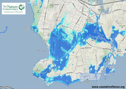 Picturing the Effects of Sea-Level Rise in Connecticut | Cool Green Science: The Conservation Blog of The Nature Conservancy | Sustainable Futures | Scoop.it