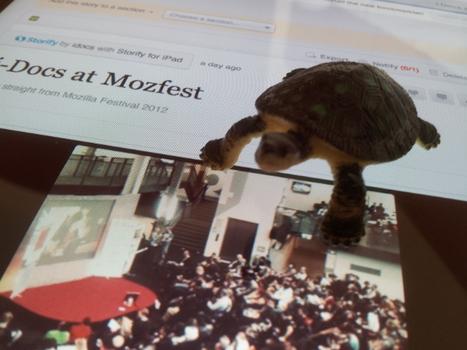 i-Docs at Mozfest | i-docs | Interactive Documentary (i-Docs) | Scoop.it
