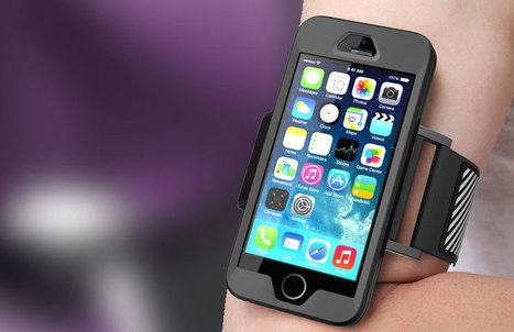 Best iPhone SE Armbands: Keep Your Smartphone Safe During Workout Session | iPhone and iPad Accessories | Scoop.it