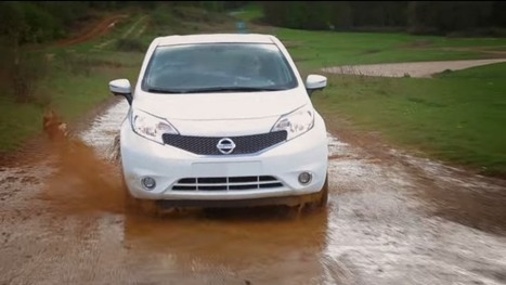 The End of the Car Wash? Nissan Develops 'Self-Cleaning' Vehicle | Morning Radio Show Prep | Scoop.it