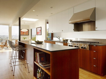 Rutledge Street Residence by Schwartz and Architecture | Kitchen and Bath Materials | Scoop.it