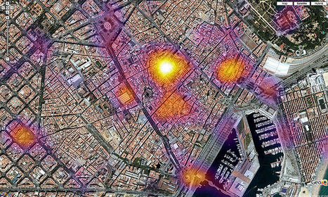 Geotagging One Hundred Million Twitter Accounts with Total Variation Minimization | Bits 'n Pieces on Big Data | Scoop.it