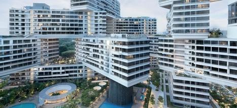 Et si le gratte-ciel couché était l'avenir du logement? | BONHOMME BATIMENTS INDUSTRIELS | Scoop.it