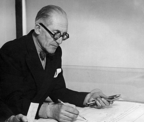 Le MYTHE Le Corbusier: plus facho que fada | The Architecture of the City | Scoop.it