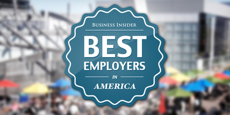 Here's The Methodology For Our List Of The Best Employers Of 2014 I Melissa Stanger, Melia Robinson | Entretiens Professionnels | Scoop.it
