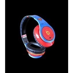 Beats By Dr.Dre Studio Superman For Dwight Howard Special Edition MB269 | beats by dre superman for sale | Scoop.it