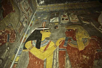 Egypt pledges fast work amid search for Nefertiti's tomb | The Archaeology News Network | Kiosque du monde : Afrique | Scoop.it